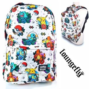 IT'S HERE!! Loungefly Pokemon Full Size Backpack